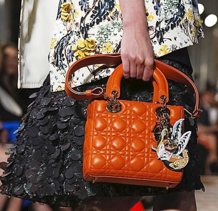 Сумки : Lady Dior Small - brendovshopru